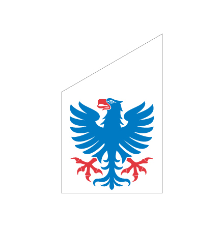 Värmland fasadflagga 80cm