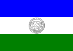 Republiken Jämtland 150x240cm