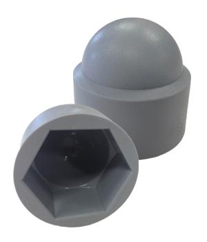 Mutterskydd M20 grå 3-pack
