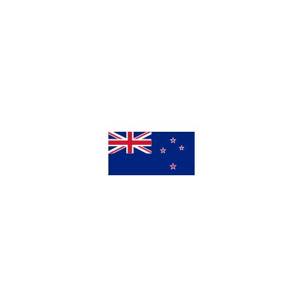 Nya Zeeland 16cm Bordsflagga