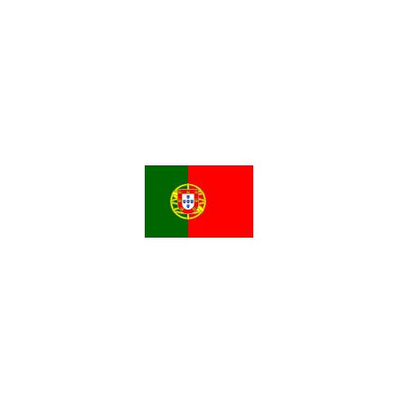 Portugal 16cm Bordsflagga