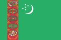 Turkmenistan 300 cm
